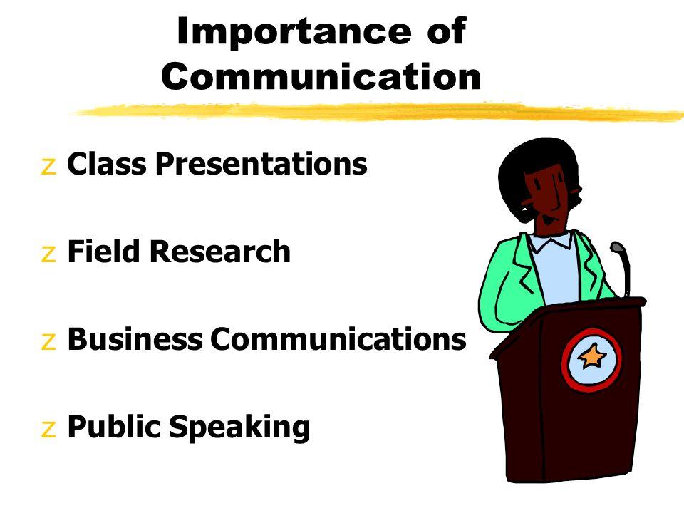Effective Communication zPreparation zPractice zPresence