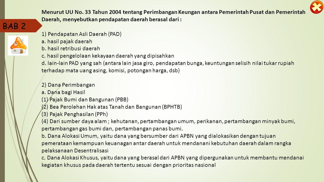 KEWENANGAN DAERAH DALAM PELAKSANAAN OTONOMI DAERAH Berdasarkan uud pasal 18 A 1 dan 2 dapat dijelaskan, bahwa: 1.Antar susunan pemerintahmemiliki hubungan yang bersifat hierarkhis 2.Pengaturan hubungan pemerintah tersebut memperhatikan kekhususan dan keragaman daerah 3.Pengaturan hubungan sebagaimana disebutkan pasal 18A ayat (1) diatur lebih lanjut dalam UU Republik Indonesia No.