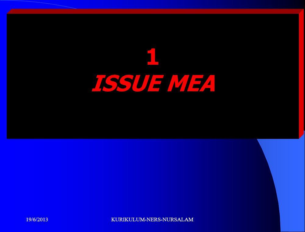 KURIKULUM-NERS-NURSALAM 1 ISSUE MEA 19/6/2013