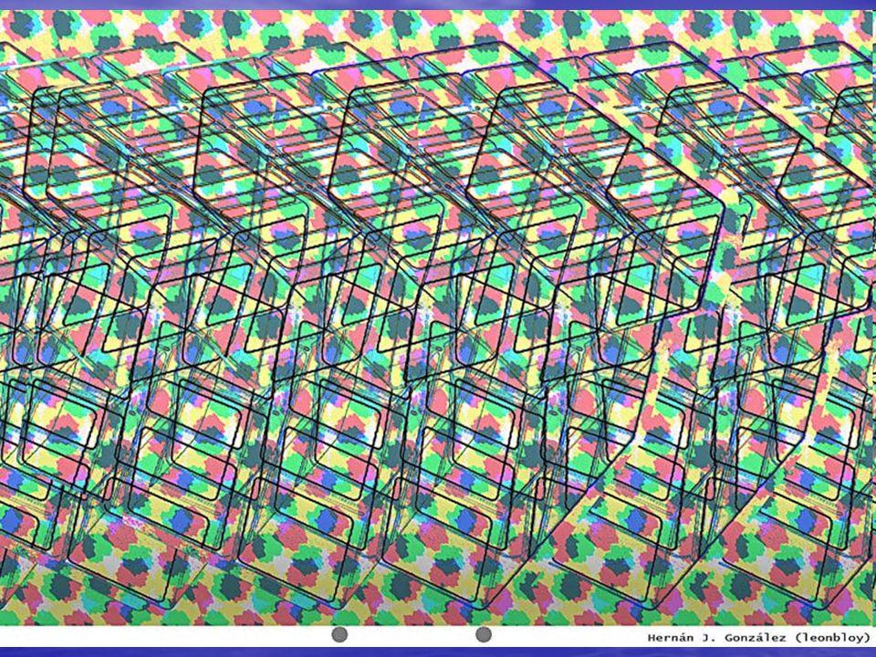 Градиенттер Гибсон өзінің кеңістікті қабылдауға арналған танымал кітабында (1950) біз жүретін жер бетінің (поверхность) роліне зейін салды.