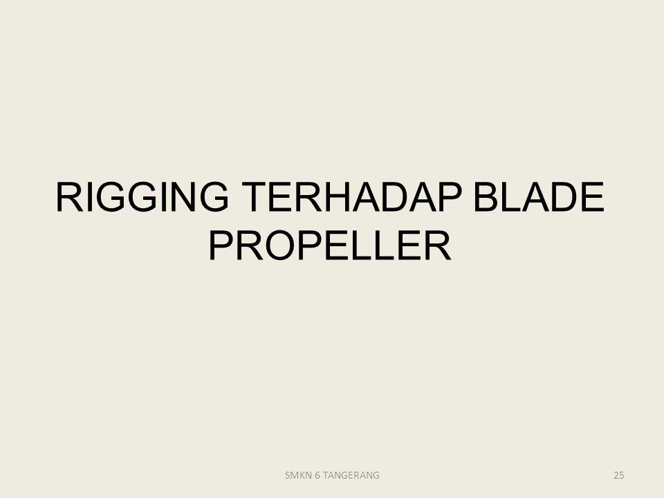 RIGGING TERHADAP BLADE PROPELLER SMKN 6 TANGERANG25