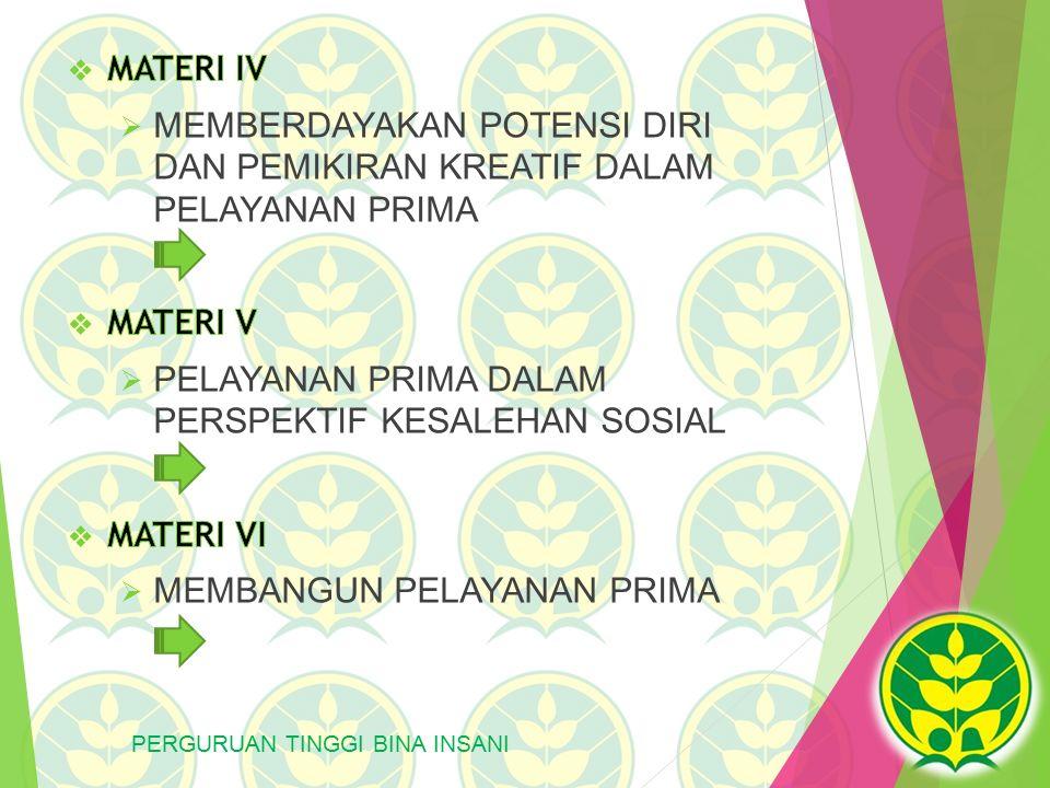  Pelayanan Prima kepada Pemangku Kepentingan (stakeholders)  Oleh Prof. Dr. Ir. Abdul Hakim, M.Sc