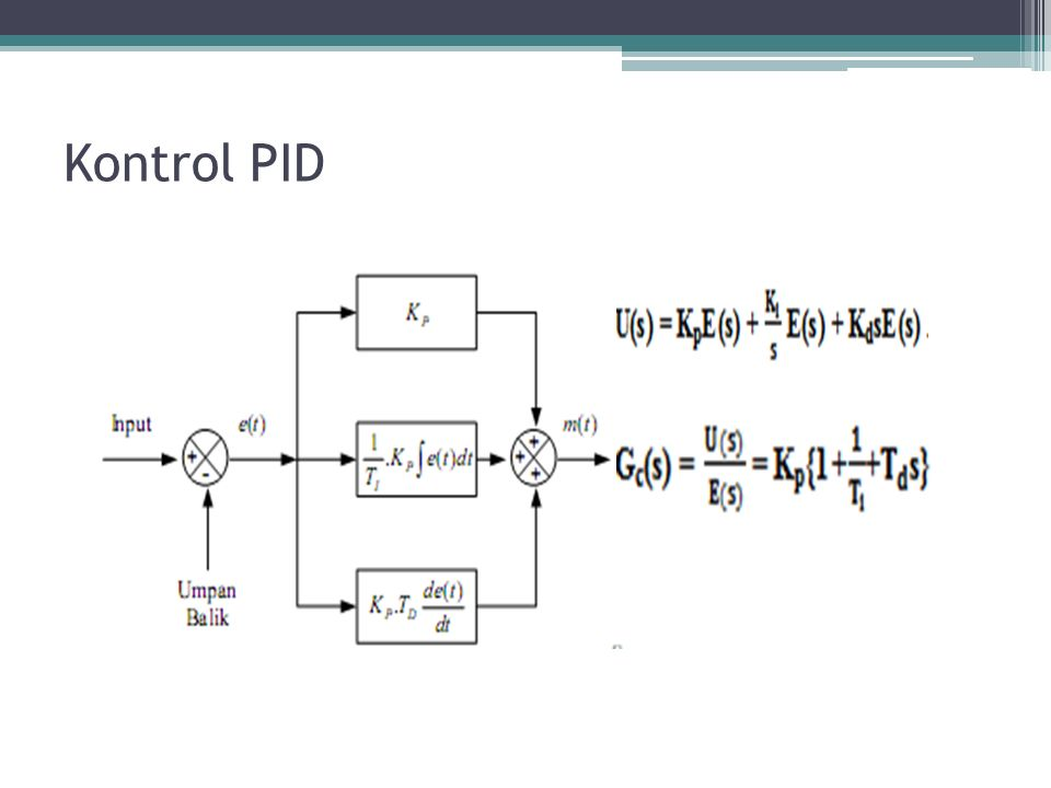 Kontrol PID