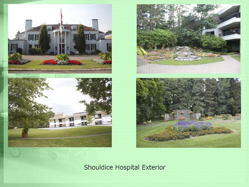 Shouldice Hospital Exterior