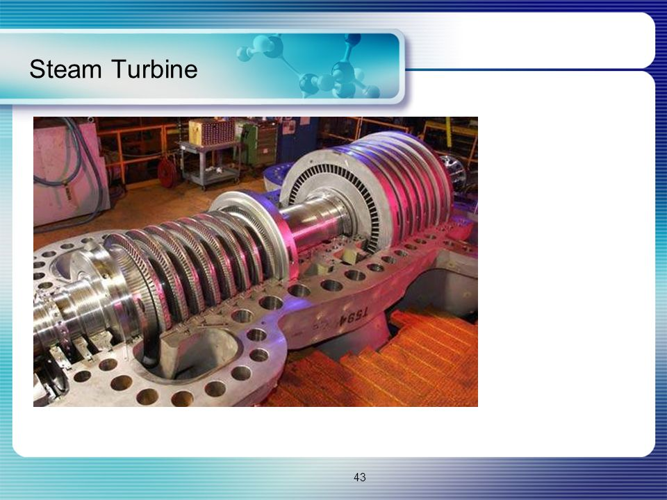 43 Steam Turbine