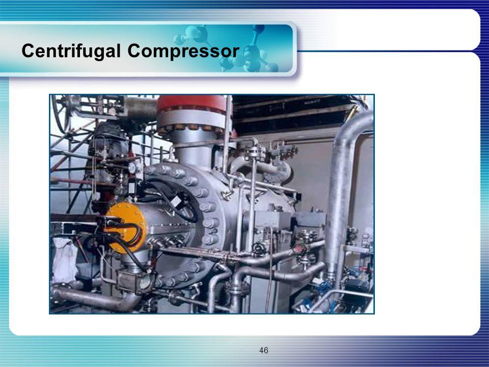 46 Centrifugal Compressor