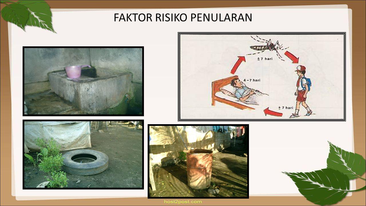 FAKTOR RISIKO PENULARAN