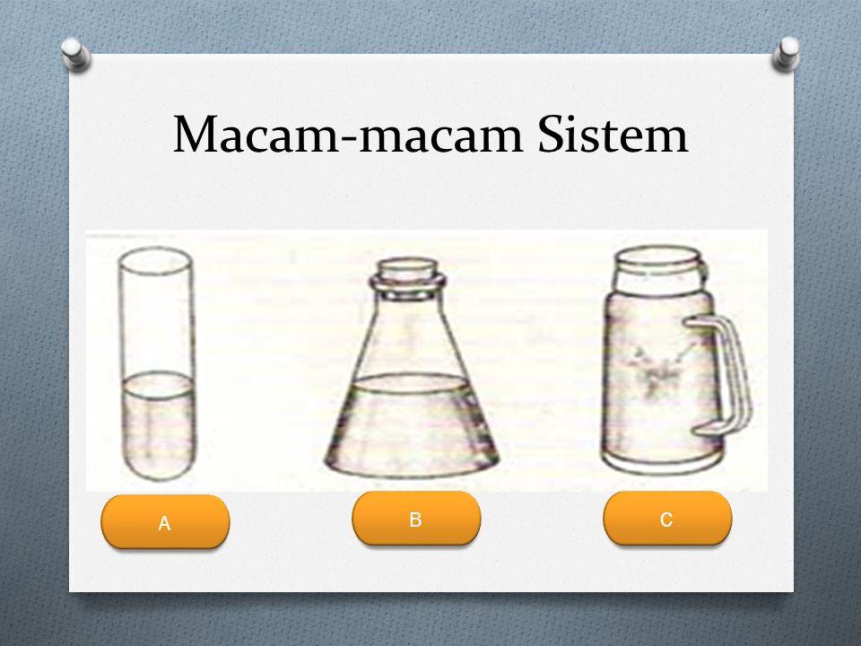 Macam-macam Sistem A BC