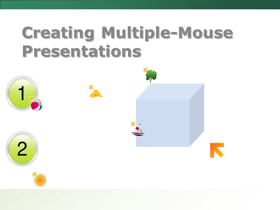 LOGO Creating Multiple-Mouse Presentations