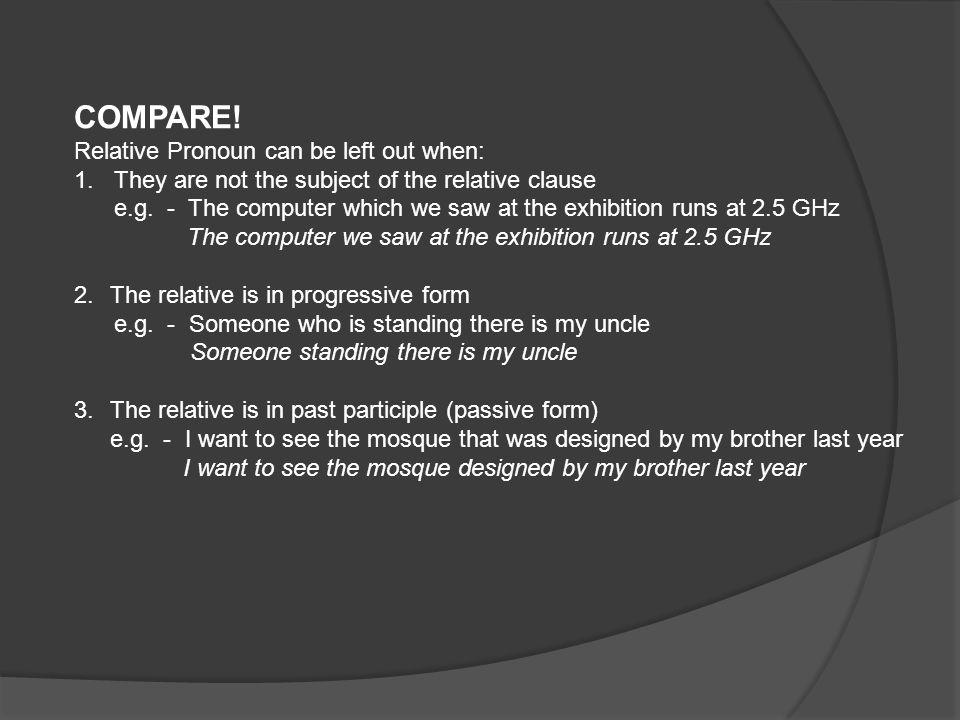 Translate into English.1.CPU adalah otaknya komputer.