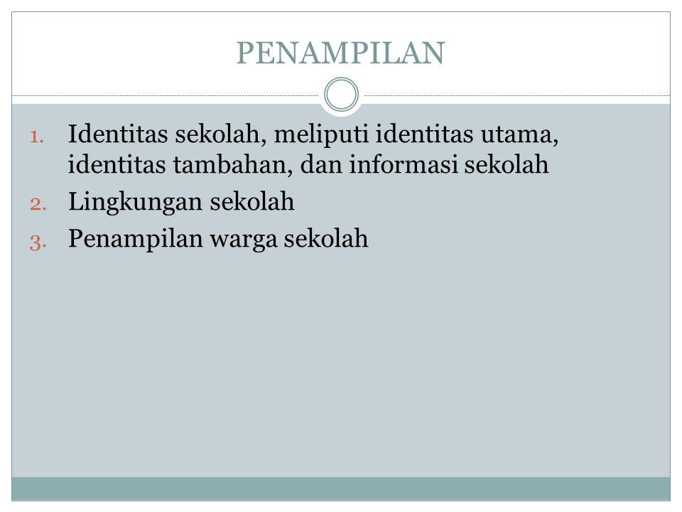 PENAMPILAN 1.