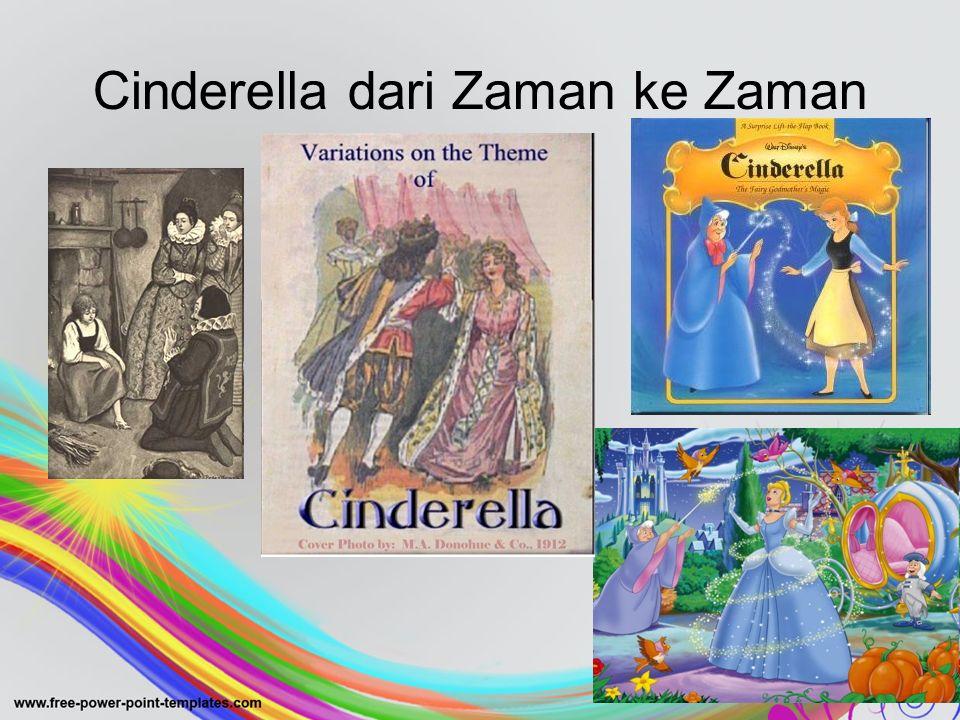 Cinderella dari Zaman ke Zaman