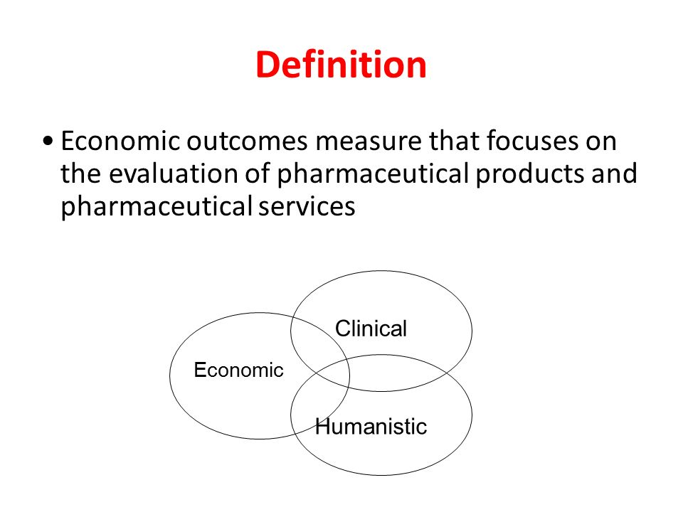 outcomes research pharmaco- economics pharmaceutical care Relationship between Outcomes, Pharmacoeconomics and Pharmaceutical Care