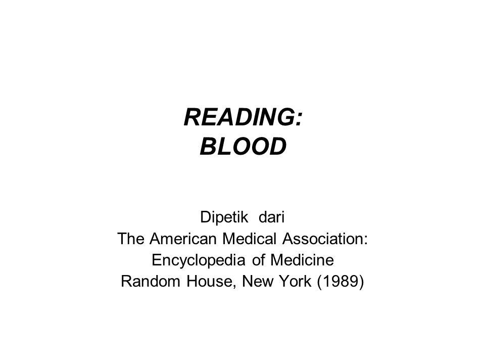 87 ISTILAH DIAGNOSTIK, LABORATORIS & TERAPI SISTEM DARAH & LIMFE (Lanjutan-1) ISTILAH DEFINISI: red blood cell = test penentu bentuk individual morphology test= sel darah eritrosit.
