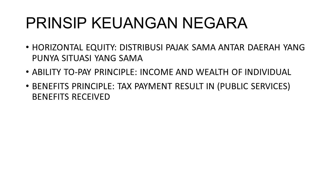 DISTRIBUSI PENDAPATAN DAN KEMAKMURAN REASONS: ROLE OF GOVERNMENT: CLOSING GAP BEWEEEN RICH AND POOR PRODUCERS WILL GET MORE COSTUMERS; EXISTING ABILITY TO PAY MARKET WILL WORK EFFICIENTLY: COST OF PAYING TAX EQUALIZATION OF ENDOWMENTS AND CAPACITIES EQUALIZATION OF ACCESS TO OPPORTUNITIES