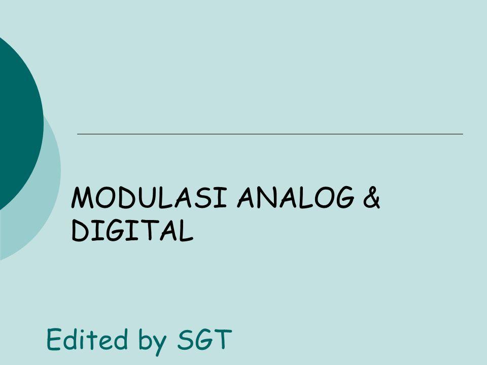 Apa itu Modulasi .