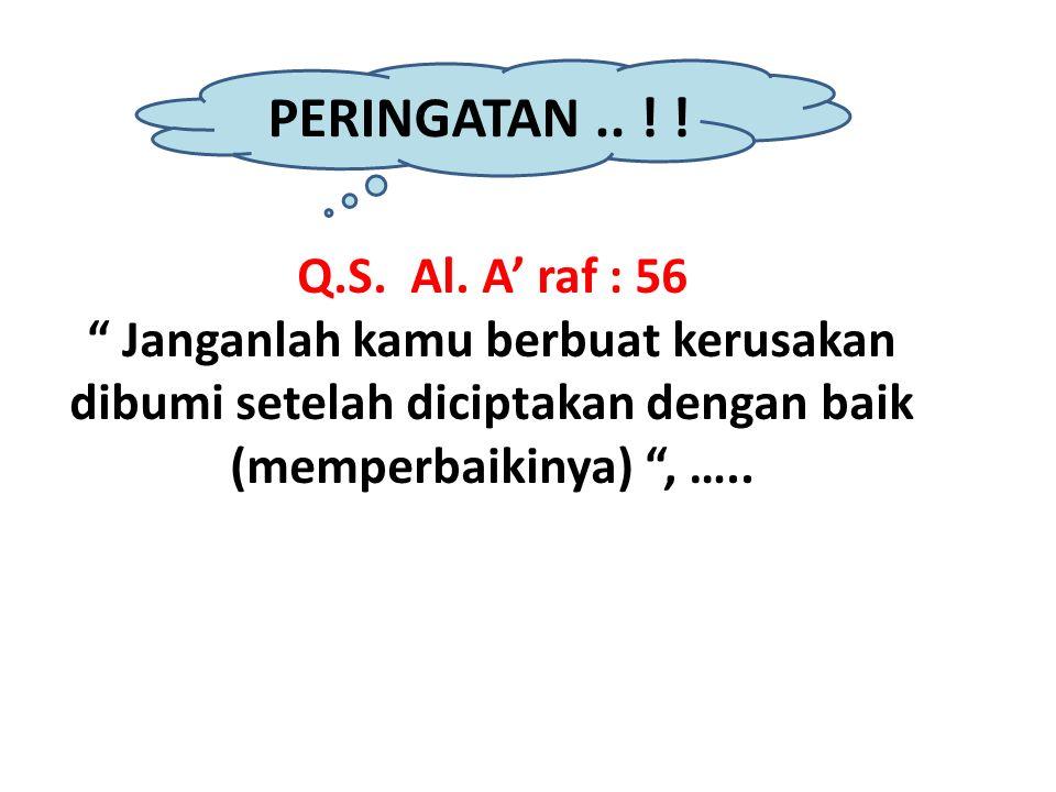 PERINGATAN..Q.S.