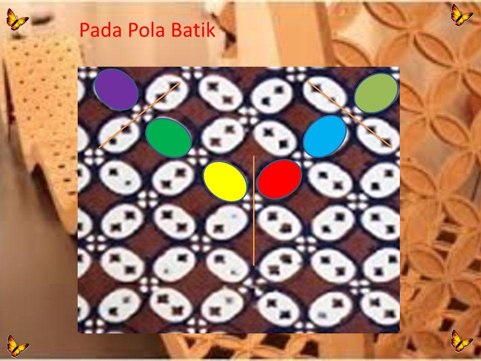 Pada Pola Batik