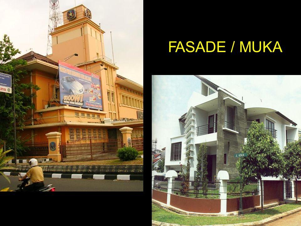INTERIOR FASADE / MUKA