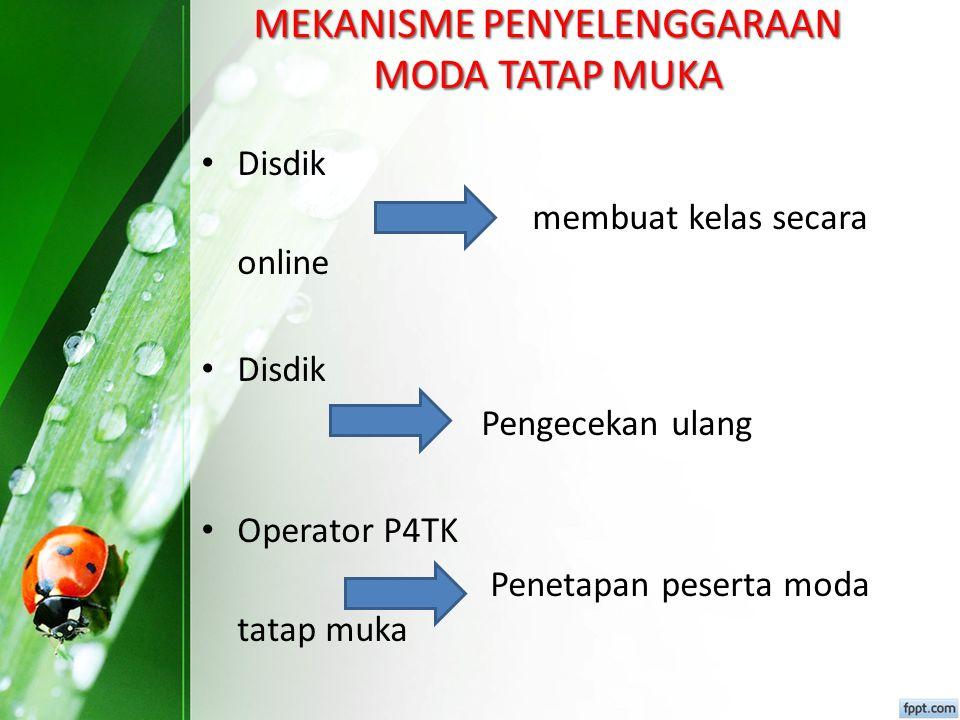 Penyelenggara Penyelenggara Program adalah PPPPTK dan LPPPTK KPTK