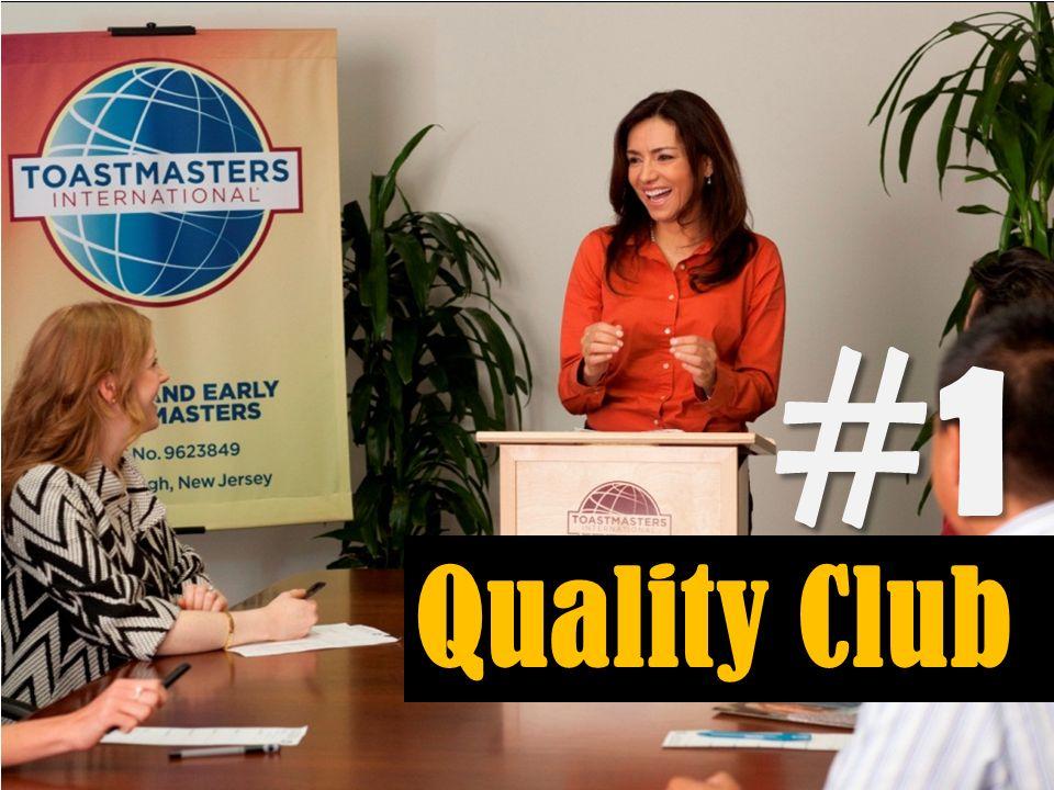 Quality Club #1