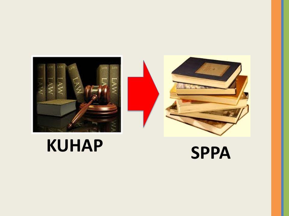MATERI Penyidikan Penuntutan Peradilan Upaya Hukum