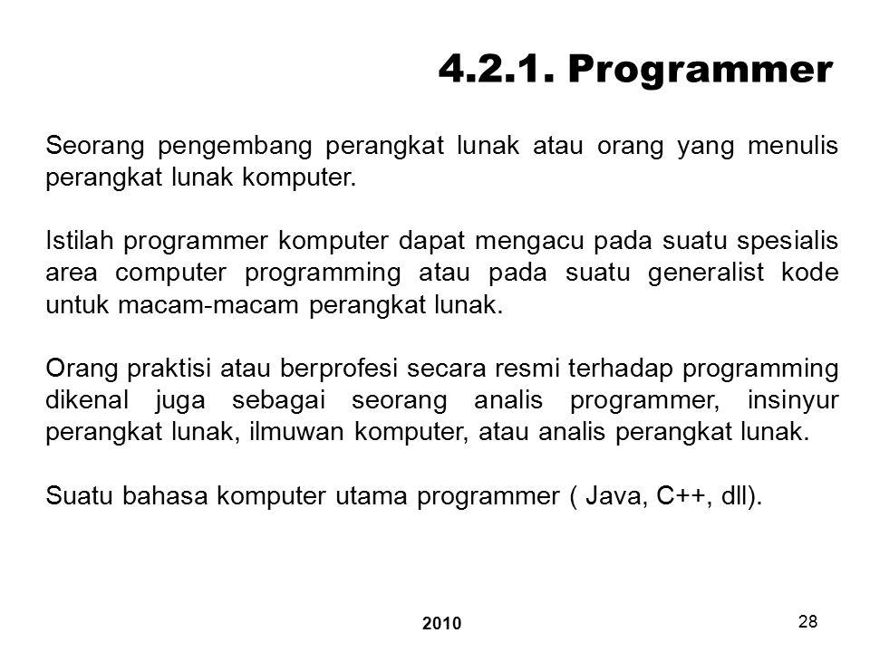 2010 28 4.2.1.