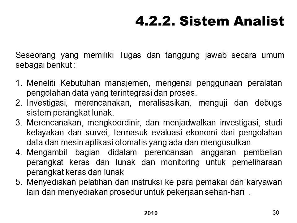 2010 30 4.2.2.