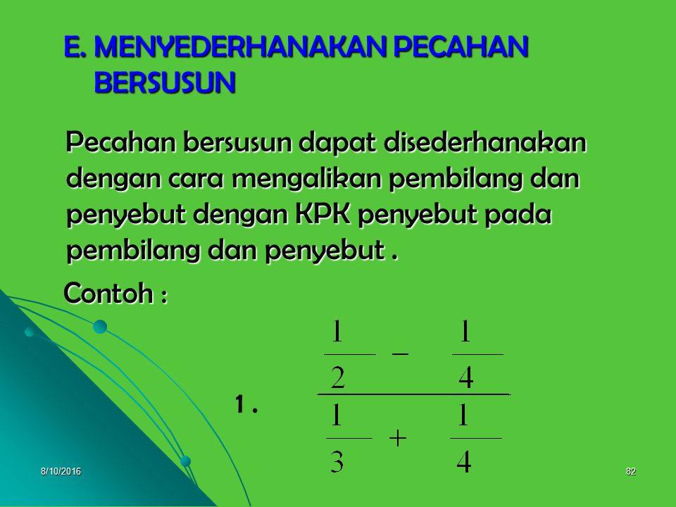8/10/201681 2. (x+4)(x-4)x 2 - 16 x(x+4) = x 2 + 4x x - 4(x-4) x = x = 2x(x+3)2x 2 + 6x (x+3)(x-2) = x 2 + x - 6 2x x - 2 = (x - 2) 3. =