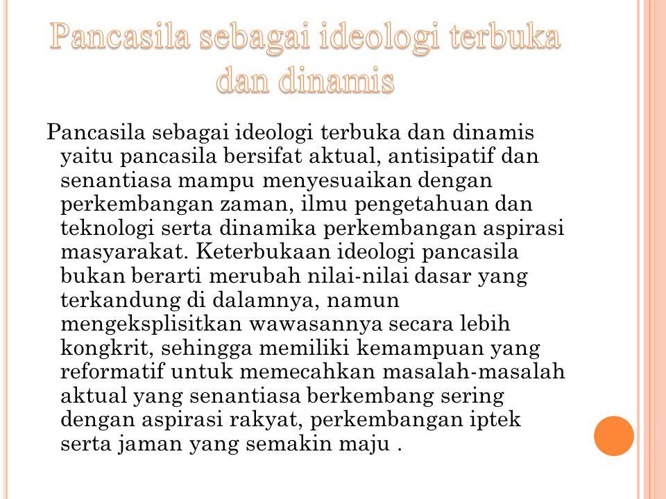 Hakekat Pembangunan Nasional Hakekat pembangunan nasional itu adalah pembangunan manusia indonesia seutuhnya dan pembangunan masyarakat indonesia selu
