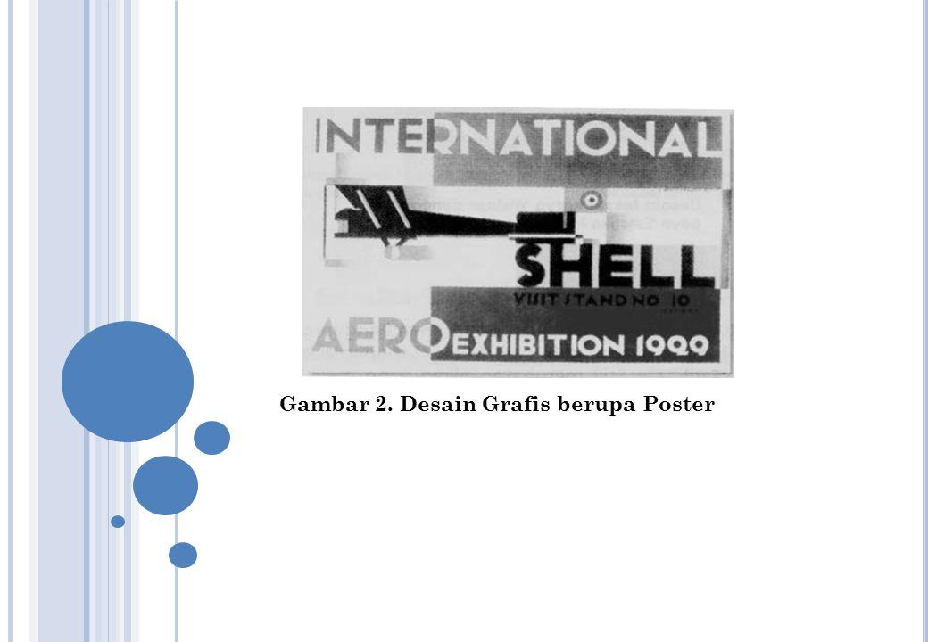 Gambar 2. Desain Grafis berupa Poster