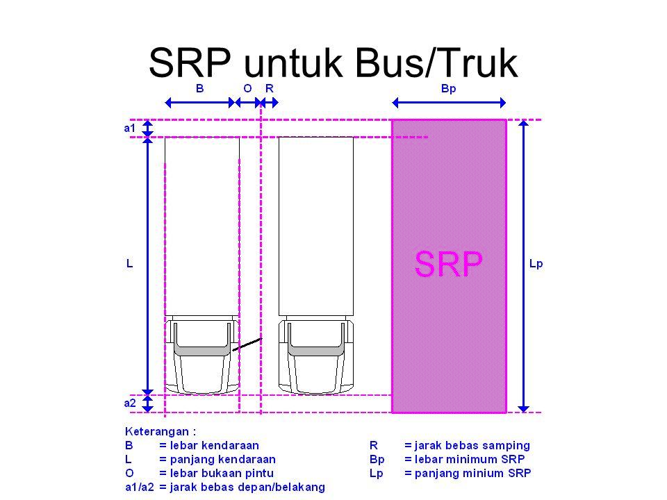 SRP untuk Bus/Truk