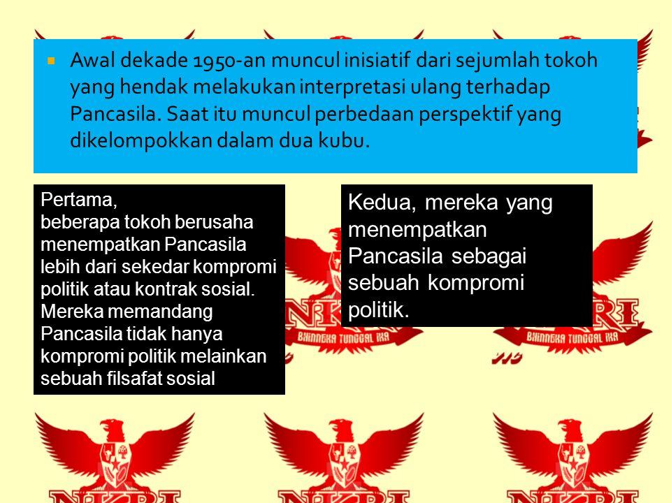  Isi Proklamasi Kemerdekaan tanggal 17 Agustus 1945 sesuai dengan semangat yang tertuang dalam Piagam Jakarta tanggal 22 Juni 1945. Piagam ini berisi