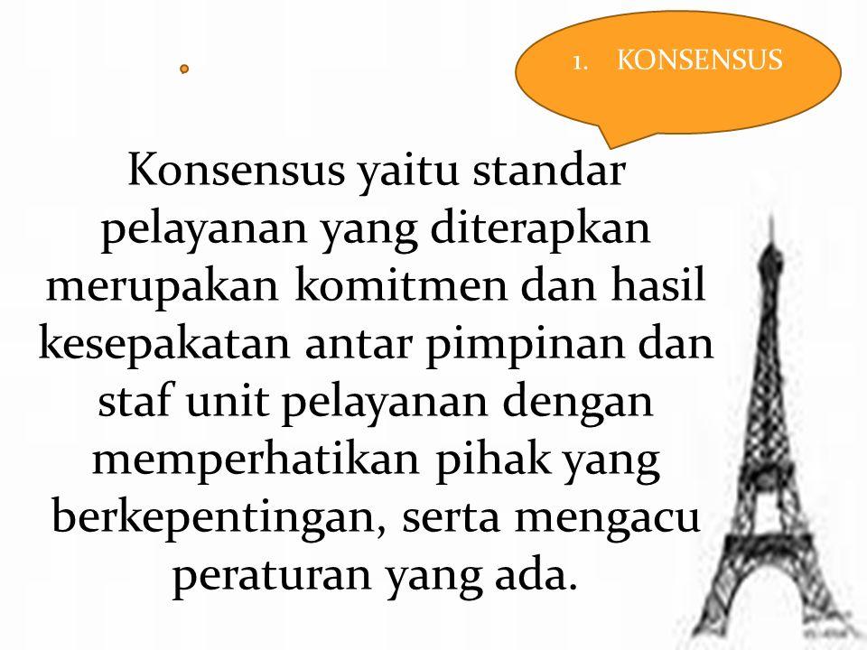 1.KONSENSUS