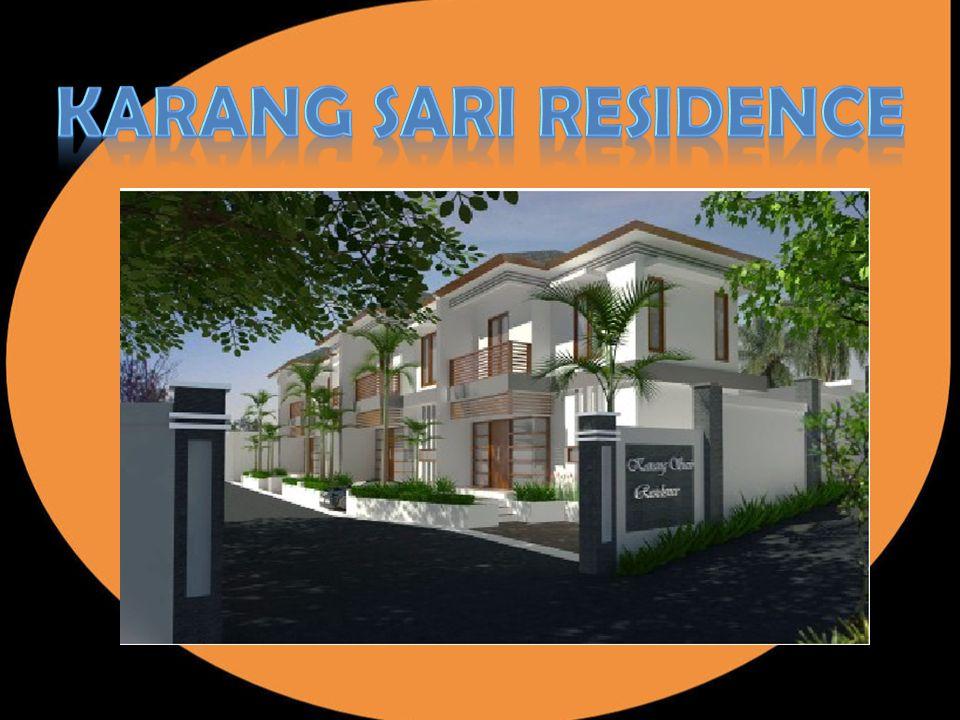Karang Sari Residence Gatot Subroto Street Number 1B Denpasar-Bali FRONT SIDE TYPE HOUSE 120