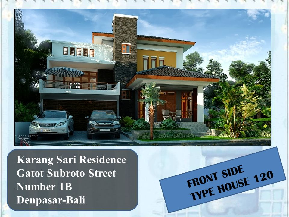 FRONT SIDE TYPE HOUSE 200