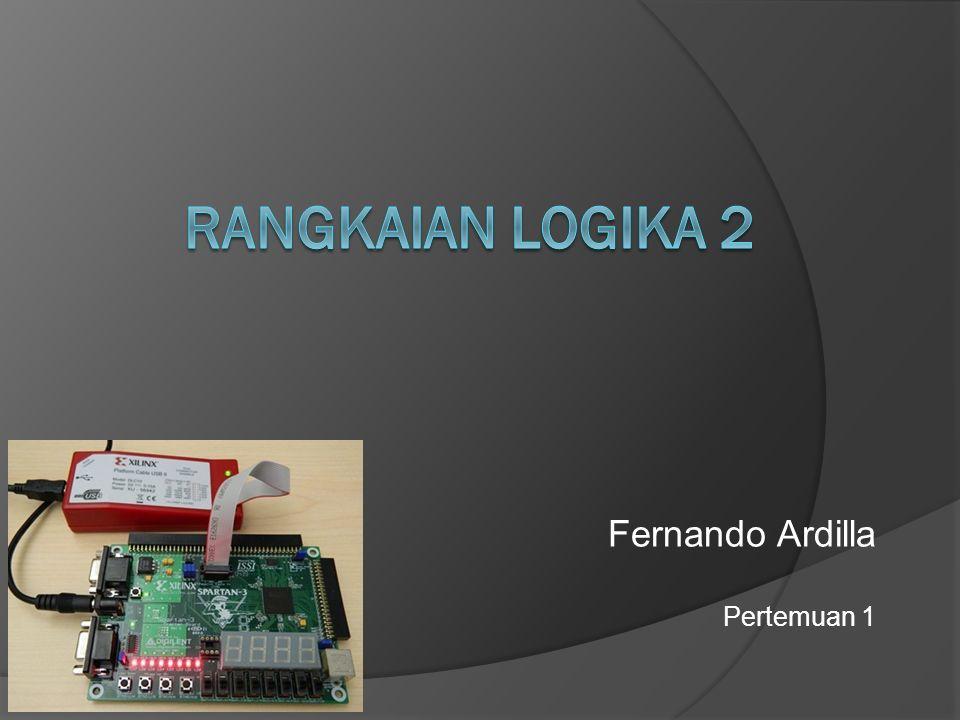 Fernando Ardilla Pertemuan 1