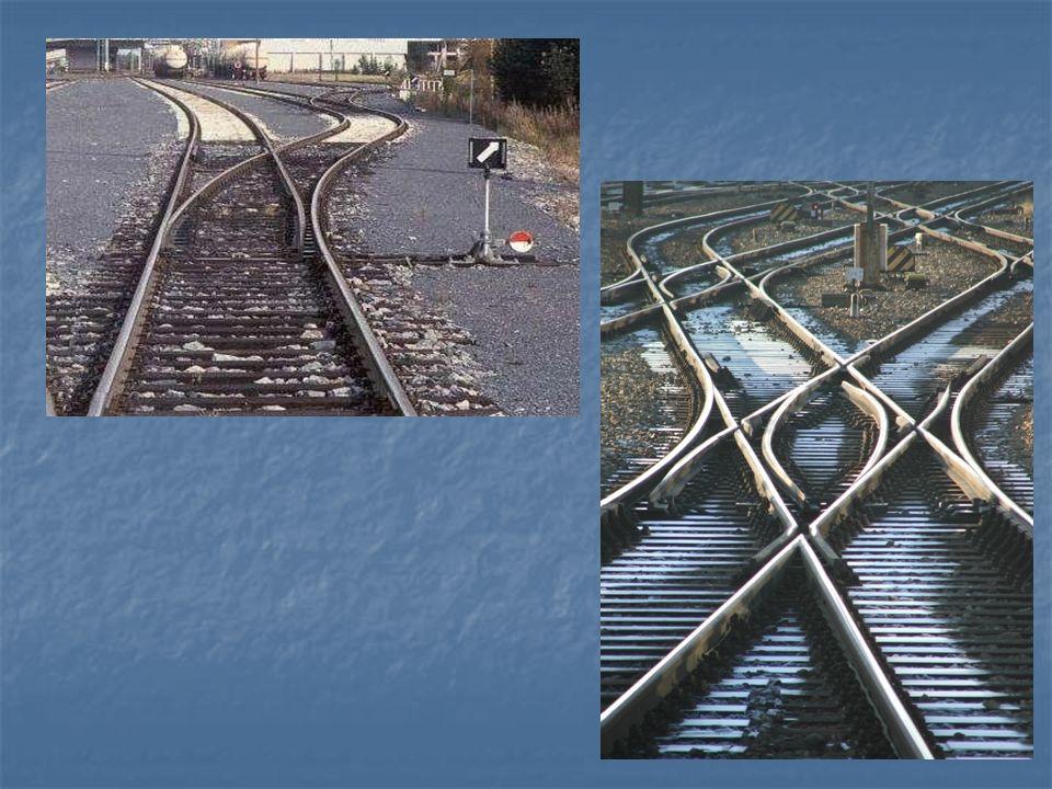 Empat Alasan Kenapa Kereta Api Harus Berpindah Spur : 1.