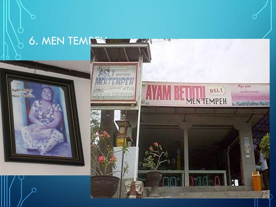 6. MEN TEMPEH