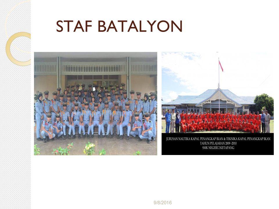 9/8/2016 STAF BATALYON