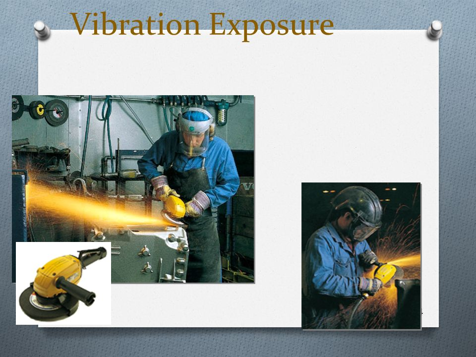 SDK 14 Vibration Exposure