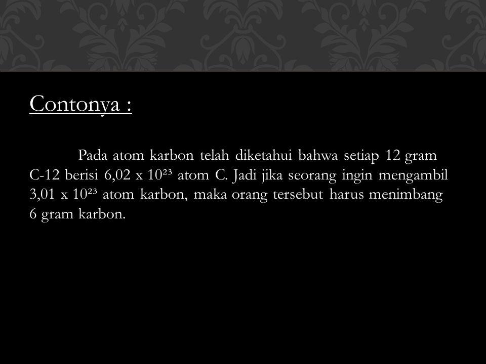 Bag. Per Juta (bpi)/ Part Moillion (ppm)