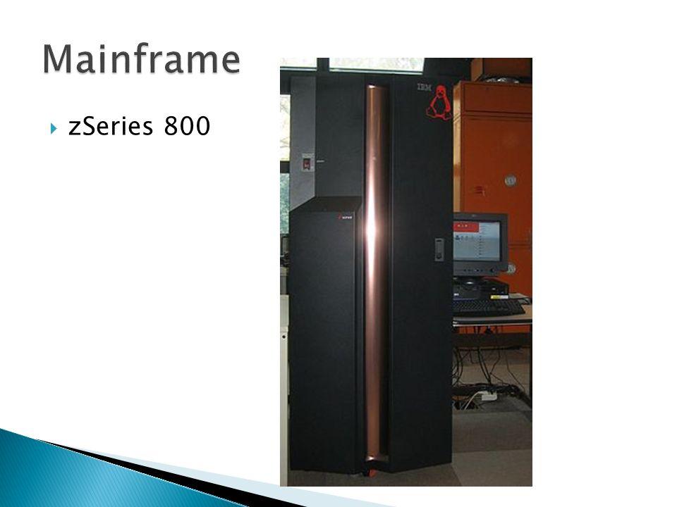  Performa dibawah kemampuan Mainframe Computer tapi di atas Personal Computer (PC)  Ukuran fisiknya dapat sebesar almari kecil.