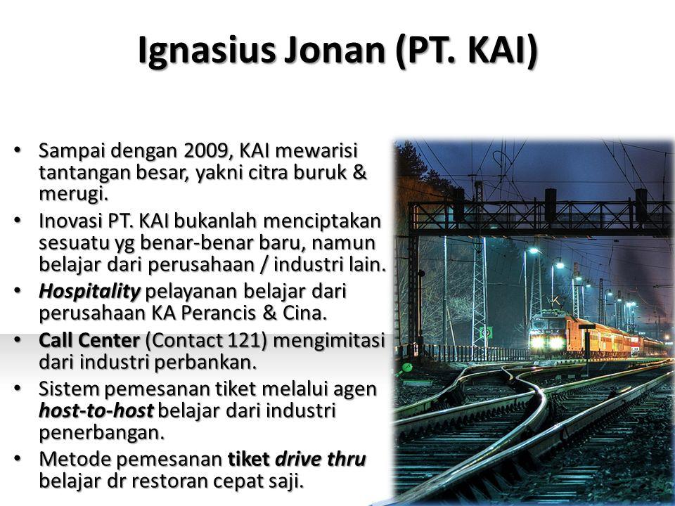 Ignasius Jonan (PT.
