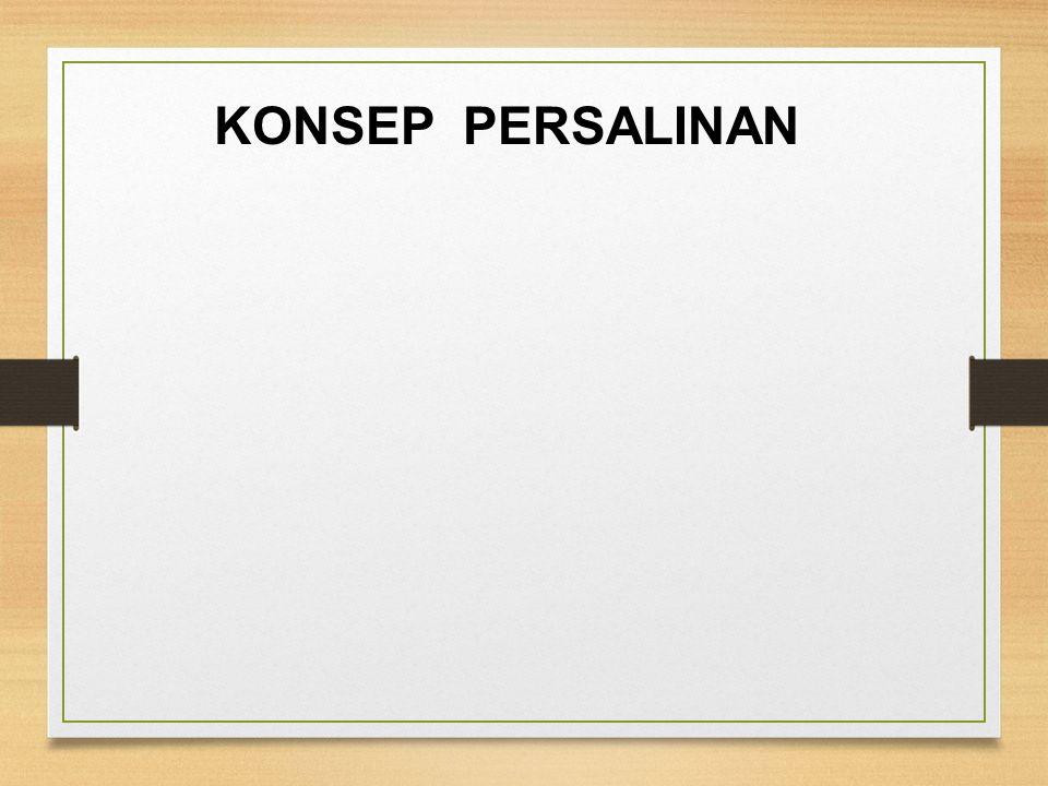 KONSEP PERSALINAN