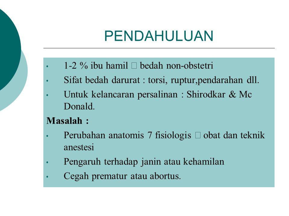 FISIOLOGI DAN ANATOMI IBU HAMIL 1.