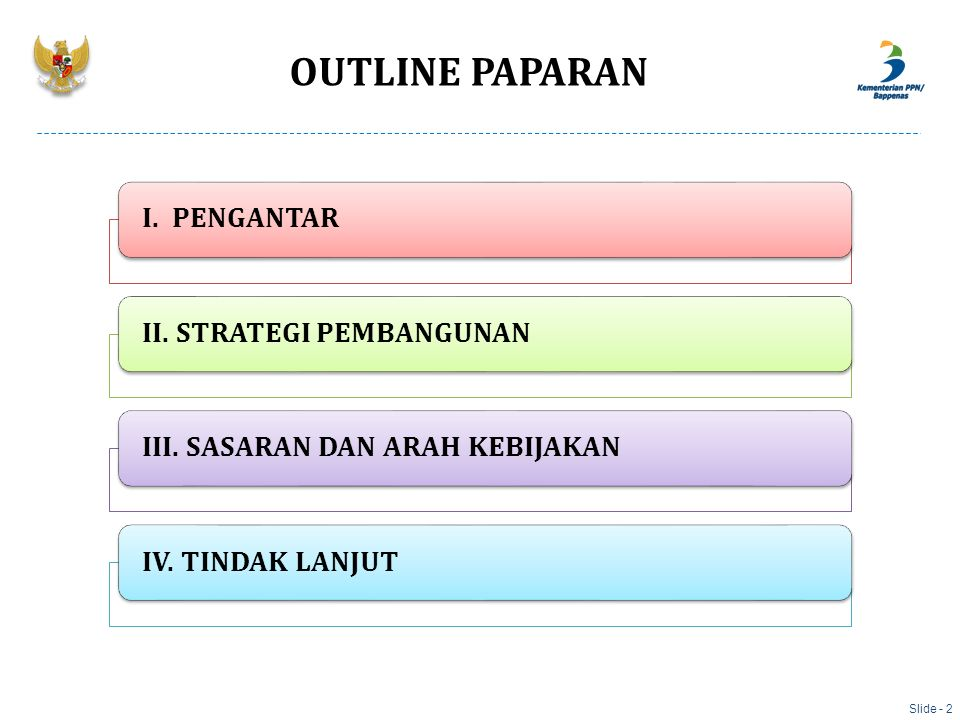 SASARAN POKOK RPJMN 2015-2019 (1) 1.SASARAN MAKRO; 2.SASARAN PEMBANGUNAN MANUSIA DAN MASYARAKAT; 3.SASARAN PEMBANGUNAN SEKTOR UNGGULAN; 4.SASARAN DIMENSI PEMERATAAN; DAN 5.SASARAN PEMBANGUNAN WILAYAH DAN ANTARWILAYAH; 6.SASARAN POLHUKHANKAM.