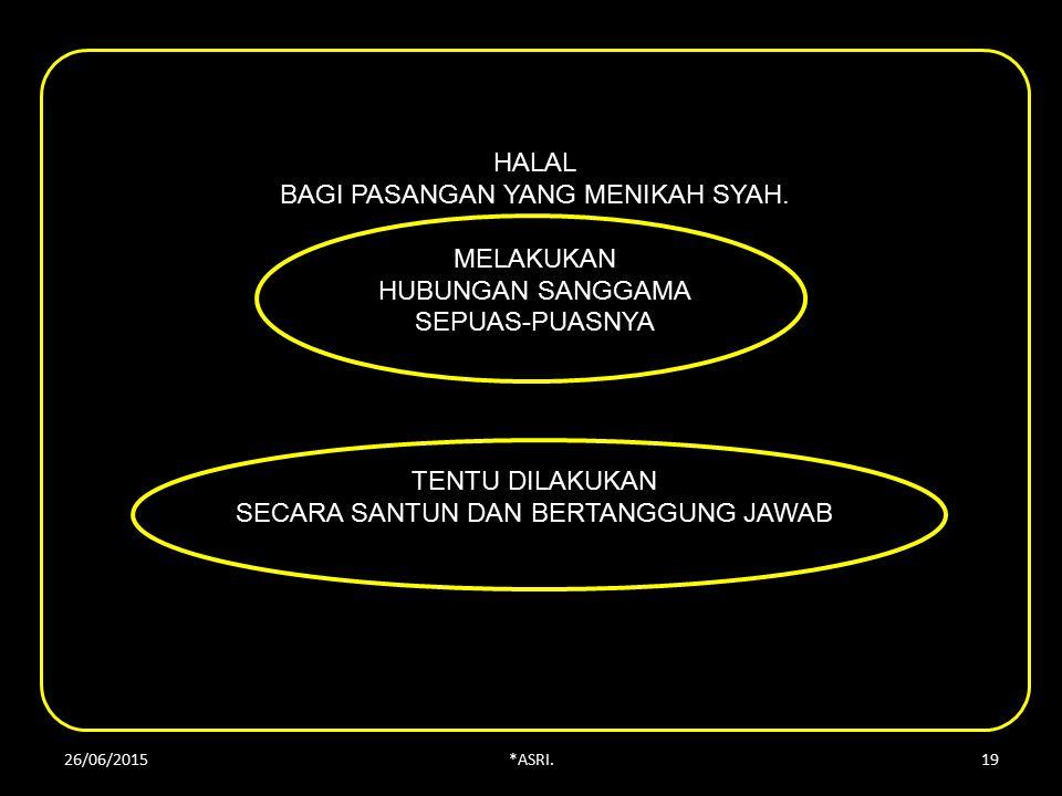 26/06/201518 PADA ANAK LAKI-LAKI MIMPI BASAH PERTAMA KALI MERUPAKAN TANDA BIOLOGIS BAHWA ANAK LAKI-LAKI TERSEBUT SUDAH MASUK KURUN USIA SUBUR (BALEQ).