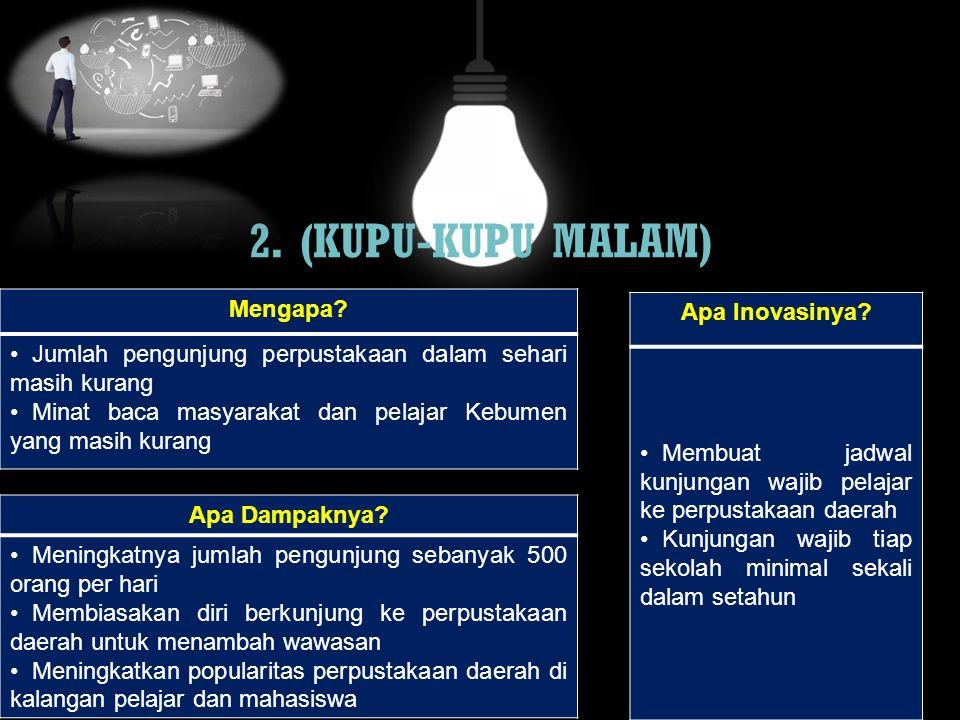 134. Sistem Informasi Manajemen Kelurahan (SIMPKEL) Mengapa? Apa Dampaknya? Apa Inovasinya?