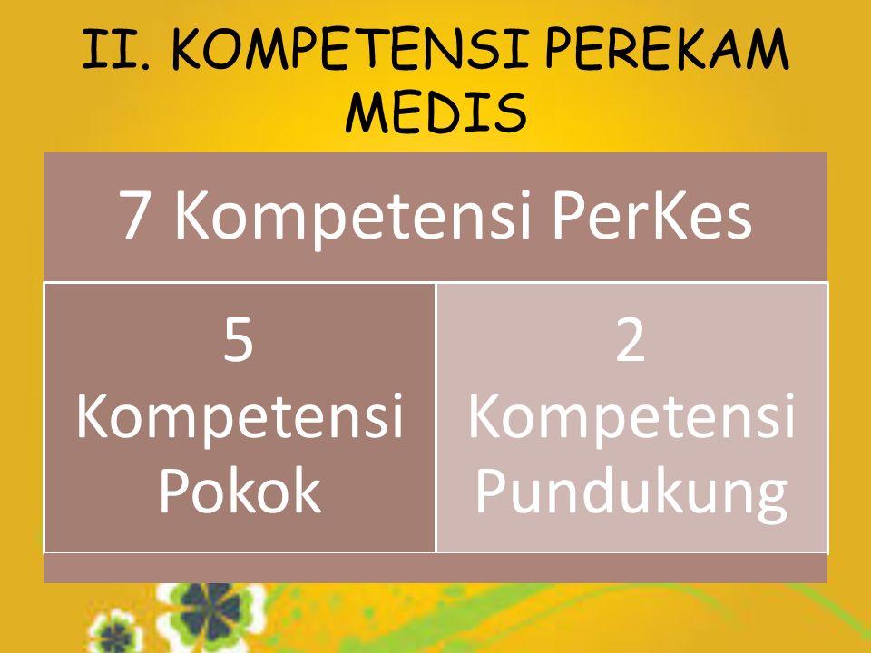3.MANAJEMEN REKAM MEDIS&INFORMASI KESEHATAN 7.